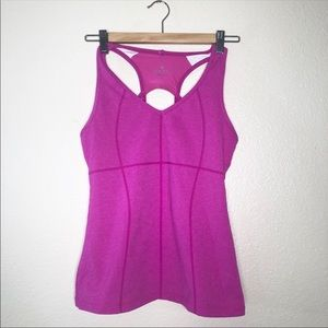 Athleta Pink Equator Tank Top Strappy Size Small